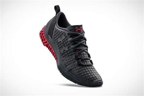Under Armour Debuts First Ever 3D Printed Shoes   Fortune