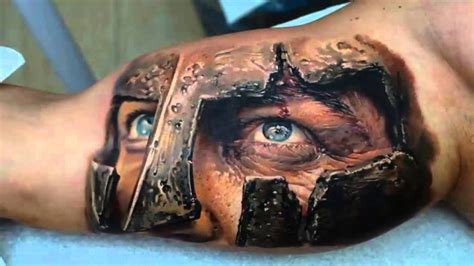 best 3d tattoo artist best 3d tattoos in the world hd part 1 amazing 3d
