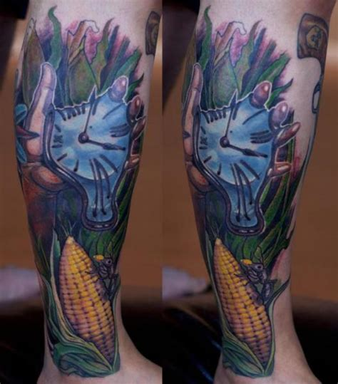 corn tattoo corn collections