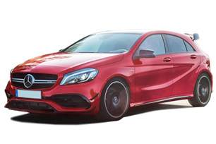 Mercedes A Class Hatchback Mercedes A45 Amg Hatchback Prices Specifications Carbuyer