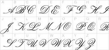 old fashioned writing alphabet coffemix