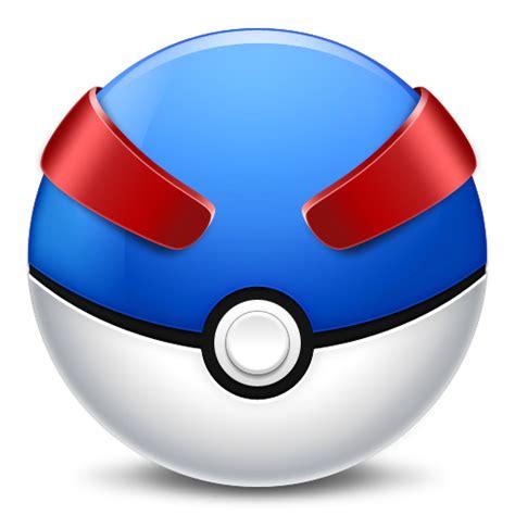 Pokeball Greatball Great Icon Poke Balls Icons Softicons