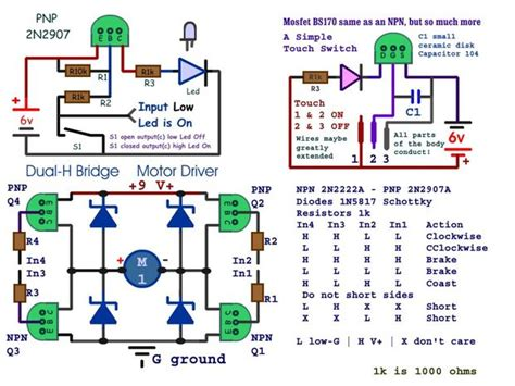 bc337 transistor function with transistors all