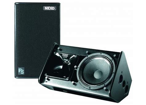 Speaker Nexo nexo ps10 speakers