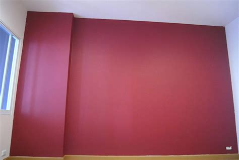 wall paint that doesn t get dirty how to paint the bottom of your sko red