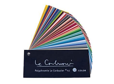 Home Interior Color Palettes Le Corbusier A Peint Mes Murs Palette Kt Color