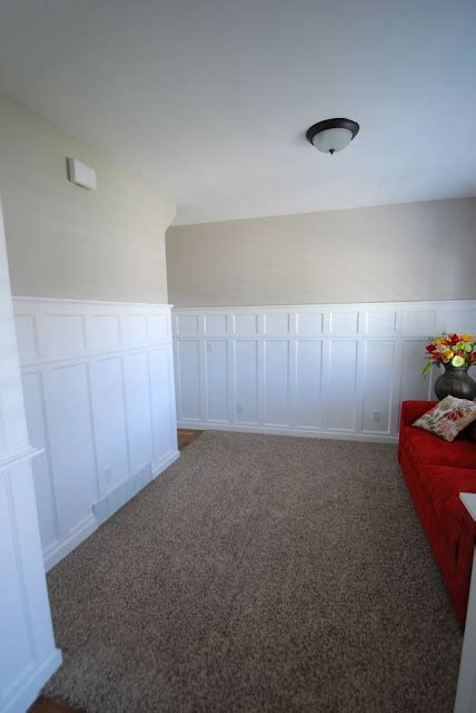 Dining Room With Wainscoting Classic Wainscot Wall Paneling Ideas Pinterest