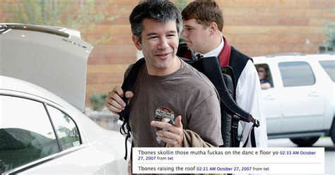 30 Things We Learned At 3gsm 2007 by Here S What We Learned From Travis Kalanick S 2007
