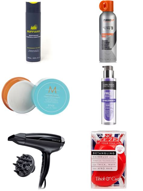 curly hair 101 the everygirl 23 hair products for men for