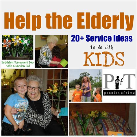 Service Ideas Service Projects And children helping the elderly www pixshark images galleries with a bite
