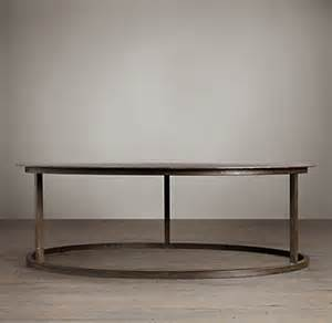 Restoration Hardware Coffee Table Mercer Coffee Table