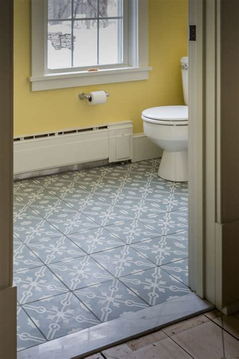 cement tile bathroom floor bruning residence archives port specialty tile