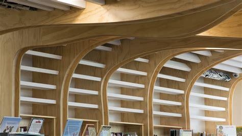 devonport library baffle beams study asona