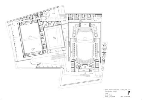 concert hall floor plan harpa concert hall and conference center reykjav 237 k