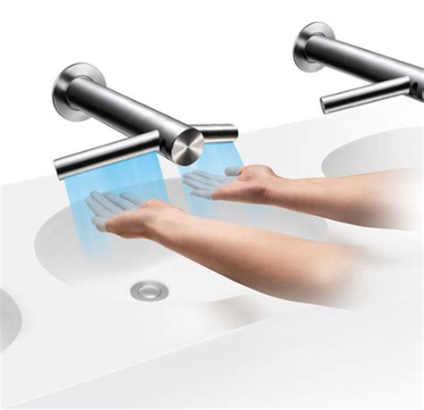 Dyson Designs A Hand Drying Sink Faucet Core77