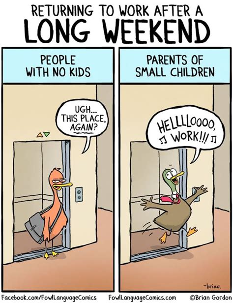 fowl language the struggle is real 10 yet relatable comics about parenting that prove