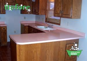 countertop refinishing resurfacing reglazing painting