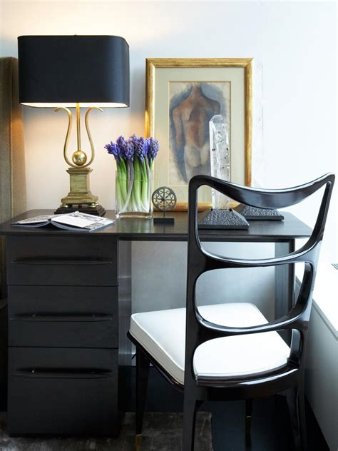 room desks small space home offices hgtv