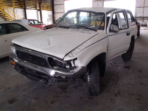 97 Toyota 4runner Mpg Used Recycled Salvage Truck Suv Parts In Sacramento
