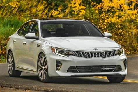 kia optima engine size 2018 kia optima new car review autotrader
