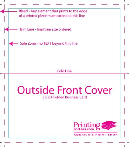 A2 Folded Card Indesign Template by Free For All Freebies From Us To You Creativepro