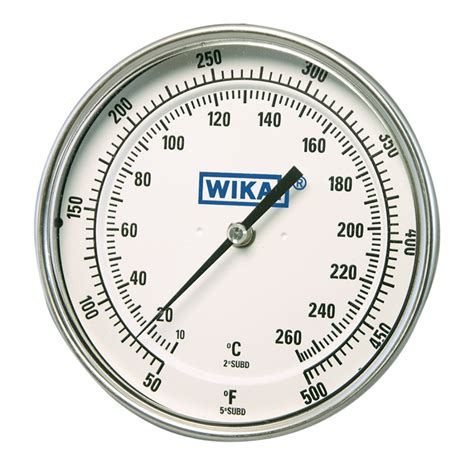 Temperature Wika an overview of temperature measurement with bimetal thermometers wika