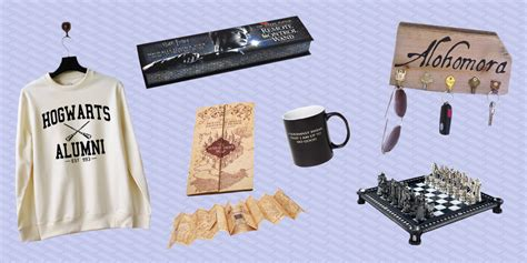 Gifts For The Harry Potter Fan In Life