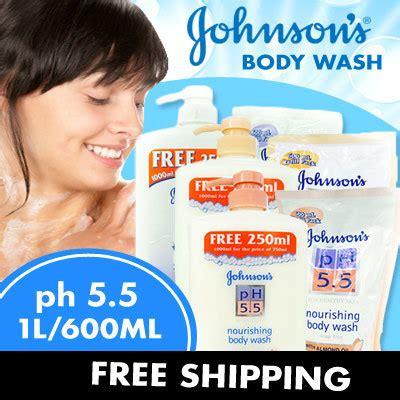 Johnson S Wash Almond Refill 600 Ml qoo10 johnsons ph5 5 bodywash 1l 600ml refill almond honey 2in1 bath nail care