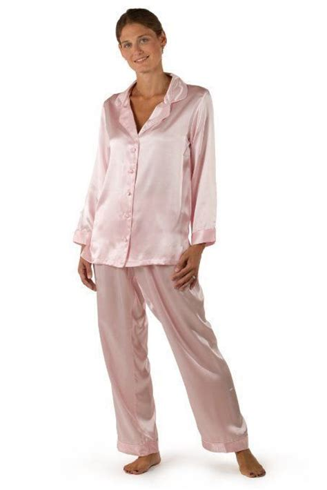 womens silk pajamas morning dew classic luxury pjs gift 17 best images about sleepwear on pinterest rompers