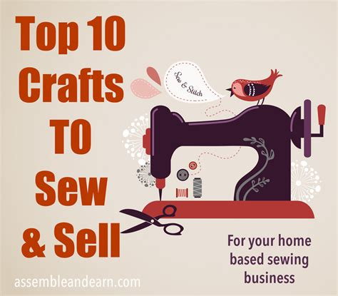 popular crafts 10 bestselling sewing crafts