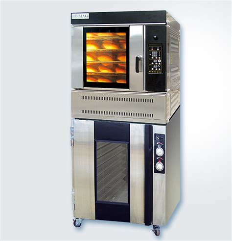 Oven Sinmag sm 705g sm 716 deck oven proofer sinmag equipment wuxi