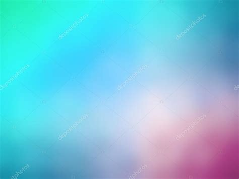 Rainbow Pink gradient rainbow pink blue colored blurred background
