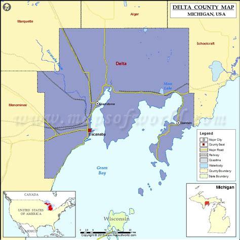 Delta County Records Delta County Mi Gis Images