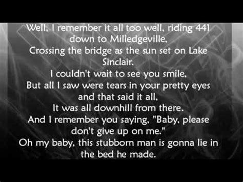 best of me lyrics brantley gilbert best of me with lyrics