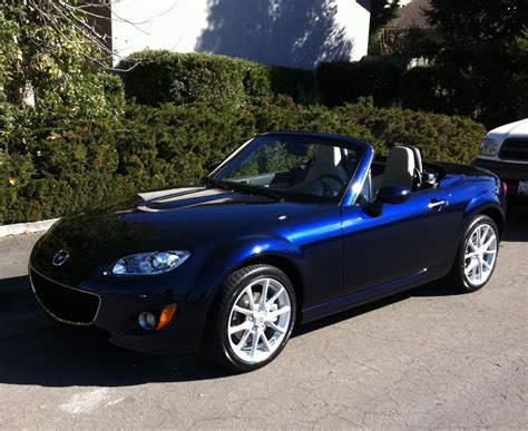 mazda convertible blue mazda mx 5 miata questions looking for a blue hard top