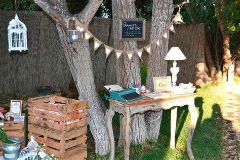 decorar jardines vintage fiesta vintage en el jard 237 n 191 te apuntas decoraci 243 n