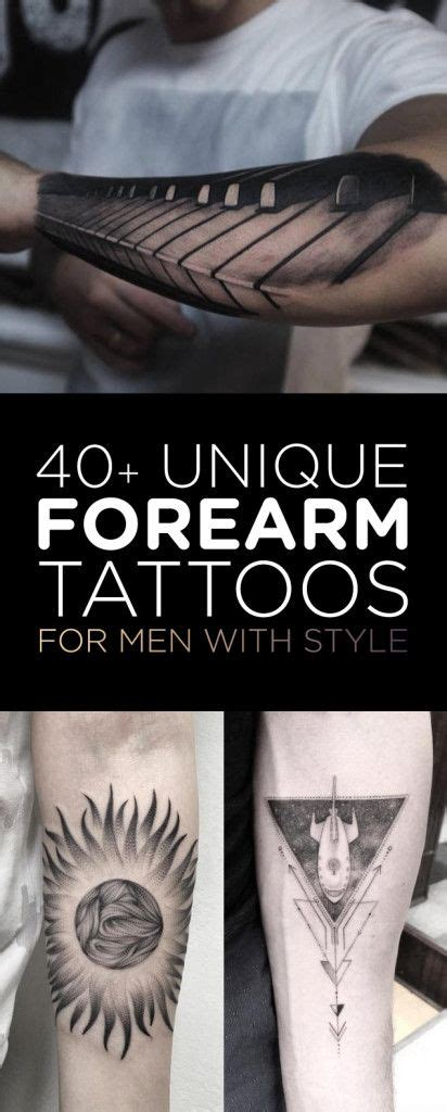 tattoos for men forarm 40 unique forearm tattoos for with style forearm