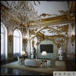 Design Style by Rococo Interior Design Style