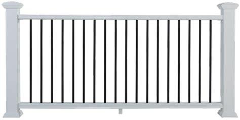 Stair Banister Spindles Veranda Regency Composite Railing