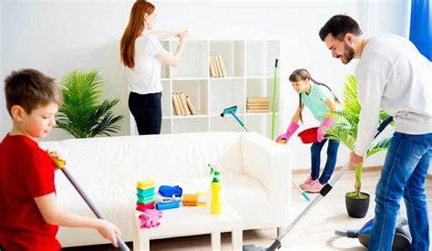 limpieza profunda casa consejos para una limpieza profunda de la casa