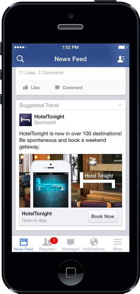 facebook mobile application facebook selling engagement and conversion mobile app ads