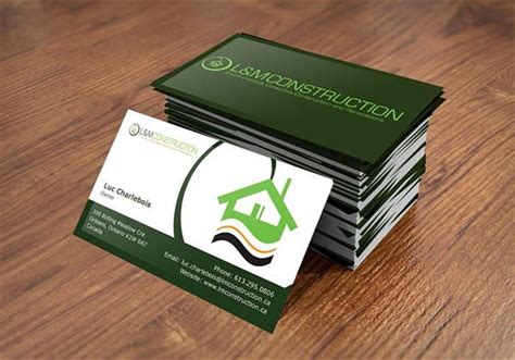 calling card template construction 7 construction business cards psd eps free premium
