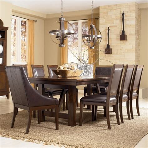 holloway dining side chair by ashley home gallery stores 17 best images about dining sets on pinterest casual
