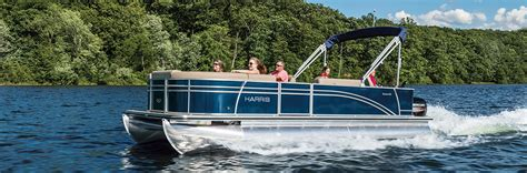 new pontoon boats for sale harris pontoon boats new and used boats for sale