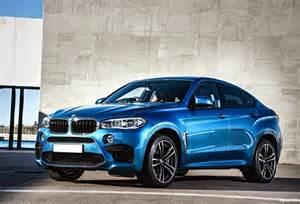 Bmw Crossover X6 2016 Bmw X6 M High Performance Crossover Car Reviews