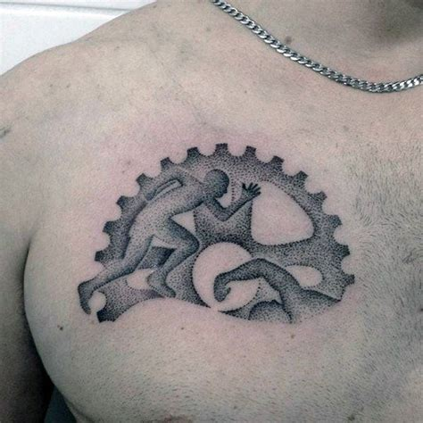 how to remove triathlon tattoos 25 best ideas about ironman on ironman