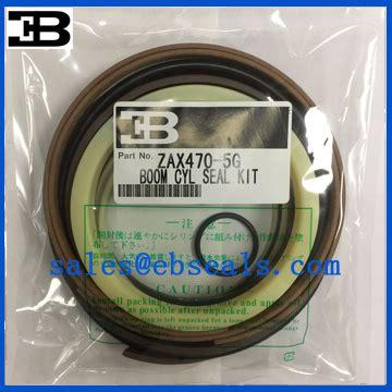 Seal Kit Excavator Hitachi Zaxis 210 5g Lomos hitachi excavator zx470 5g boom cylinder seal kit koko shop machine co ltd