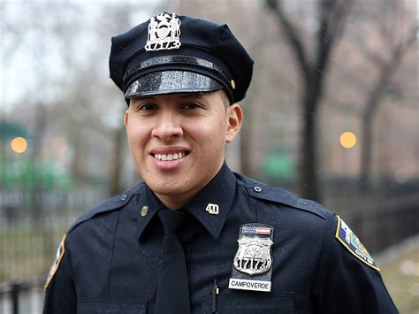 The Officer by Nypd Officer Christian Coverde Saves With Powerful