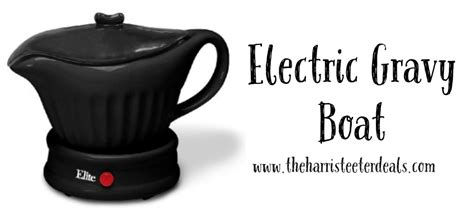 gravy boat dollar general electric gravy warmer only 5 22 lowest price the