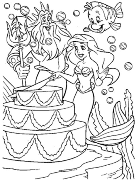 little mermaid castle coloring page princess sven reindeer frozen anna fancy princess